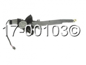 Chevrolet Lumina APV - Minivan Window Regulator wi 17-00103 AN