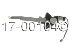 Chevrolet Lumina APV - Minivan Window Regulator wi 17-00104 AN