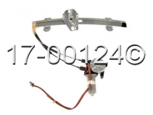 Acura CL Window Regulator with Motor 17-00124 AN