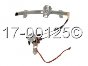 Acura CL Window Regulator with Motor 17-00125 AN