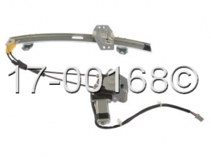 Acura CL Window Regulator with Motor 17-00168 AN