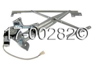 Mitsubishi Eclipse Window Regulator with Motor 17-00282 AN