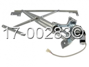 Eagle Talon Window Regulator with Motor 17-00283 AN