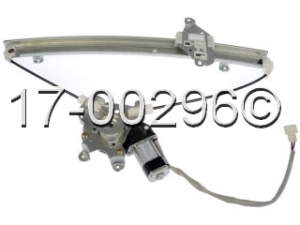 Mitsubishi Lancer Window Regulator with Motor 17-00296 AN