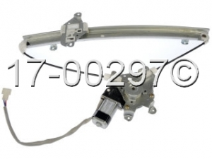 Mitsubishi Lancer Window Regulator with Motor 17-00297 AN