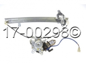 Mitsubishi Lancer Window Regulator with Motor 17-00298 AN