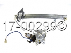 Mitsubishi Lancer Window Regulator with Motor 17-00299 AN