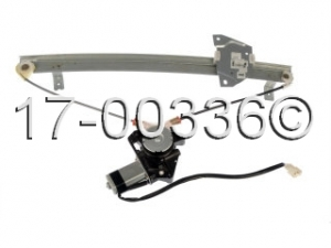 Mitsubishi Galant Window Regulator with Motor 17-00336 AN