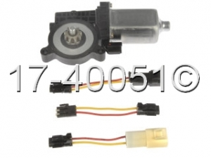 Chevrolet Caprice Window Motor Only 17-40051 AN