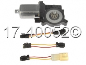 GMC Suburban Window Motor Only 17-40052 AN