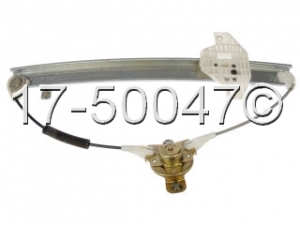 Hyundai Accent Window Regulator Only 17-50047 AN