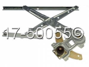 Mitsubishi Precis Window Regulator Only 17-50055 AN