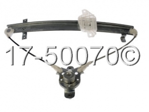 Mitsubishi Precis Window Regulator Only 17-50070 AN