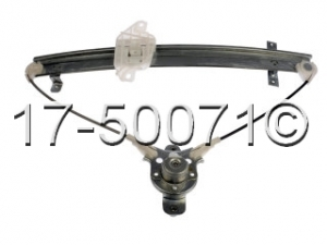 Mitsubishi Precis Window Regulator Only 17-50071 AN