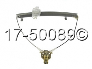 Hyundai Accent Window Regulator Only 17-50089 AN