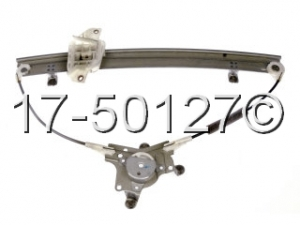 Hyundai Accent Window Regulator Only 17-50127 AN