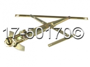 Honda Civic Window Regulator Only 17-50170 AN
