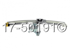 BMW 323 Window Regulator Only 17-50191 AN