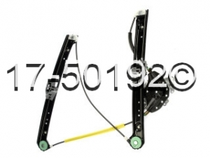 BMW 323 Window Regulator Only 17-50192 AN