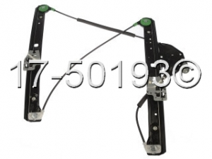BMW 323 Window Regulator Only 17-50193 AN