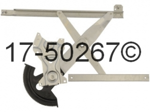 Buick Skylark Window Regulator Only 17-50267 AN