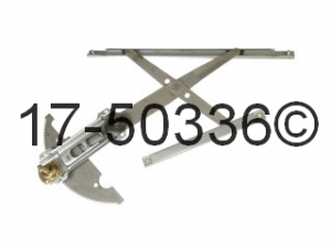 Buick Skylark Window Regulator Only 17-50336 AN