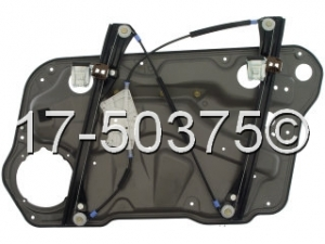Volkswagen Jetta Window Regulator Only 17-50375 AN