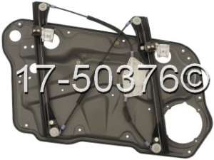 Volkswagen Jetta Window Regulator Only 17-50376 AN