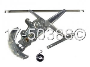 Honda Accord Window Regulator Only 17-50388 AN