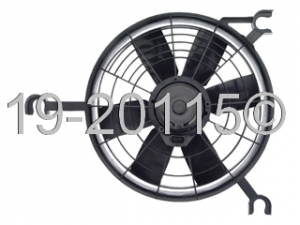 Chevrolet Lumina APV - Minivan Cooling Fan Assembl 19-20115 AN