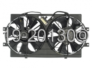 Eagle Vision Cooling Fan Assembly 19-20130 AN