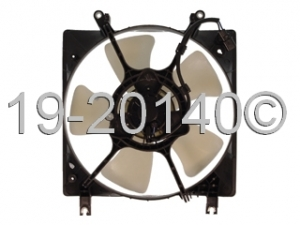 Eagle Talon Cooling Fan Assembly 19-20140 AN