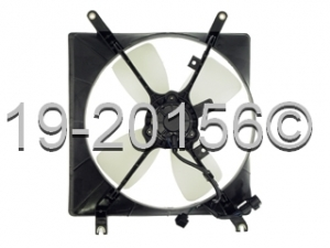 Eagle Summit Cooling Fan Assembly 19-20156 AN