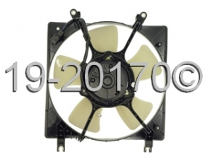 Eagle Talon Cooling Fan Assembly 19-20170 AN