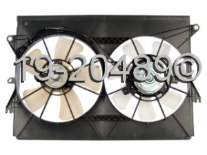 Scion tC Cooling Fan Assembly 19-20489 AN