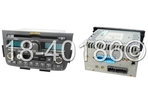 Acura MDX Radio or CD Player 18-40186 R