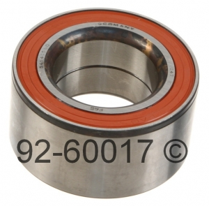 Porsche Boxster Wheel Bearing 92-60017 AN