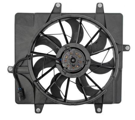 Ford Mustang Cooling Fan Assembly 19-20204 AN