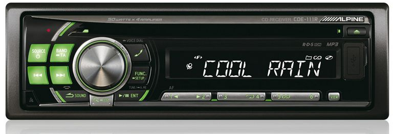 Acura MDX Radio or CD Player 18-40168 R