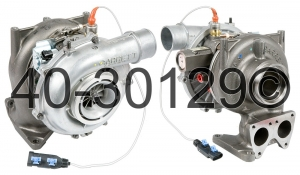 GMC Topkick Turbocharger