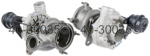 Porsche 911 Turbocharger