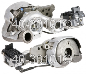 Volkswagen Touareg Turbocharger