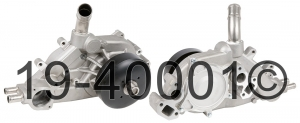 GMC Yukon Water Pump