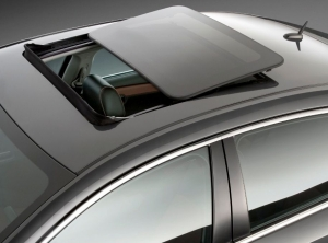 ACURA NSX 3.0 automobile sunroofs