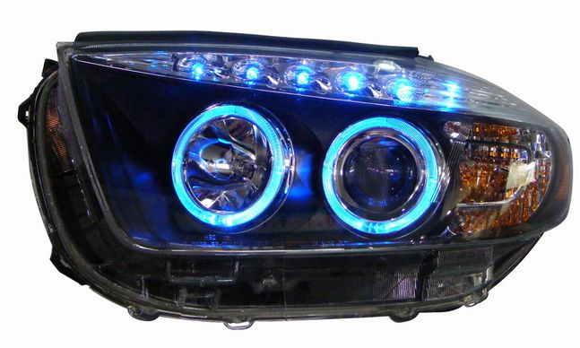 Nissan 350Z Headlight Assembly  16-00299 AN