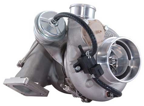 Cadillac SRX Turbocharger  40-30309 ON
