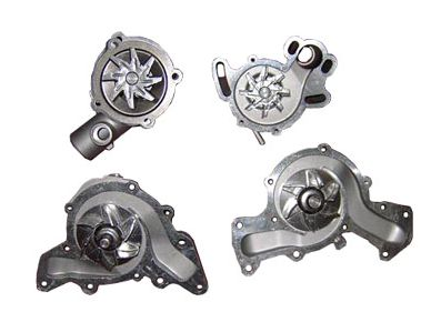 Chevrolet Uplander Water Pump
