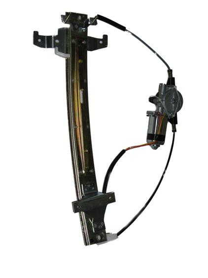 Acura TSX Window Regulator with Motor 17-00391 AN