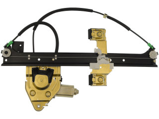 Volkswagen Cabriolet Window Regulator Only 17-50017 ON